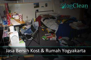 Cleaning Service Rumah di Jogja
