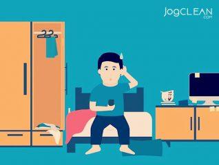 jasa bersih kost jogja solo no 1