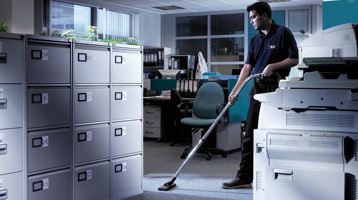 Jasa Cleaning Service Kantor & Hotel di Jogja