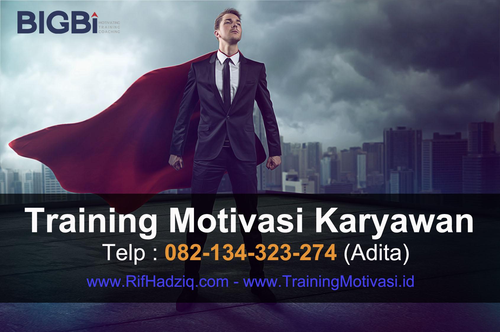 motivator indonesia, rif hadziq, james gwee, motivator perusahaan